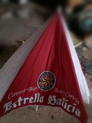 parasol estrella galicia