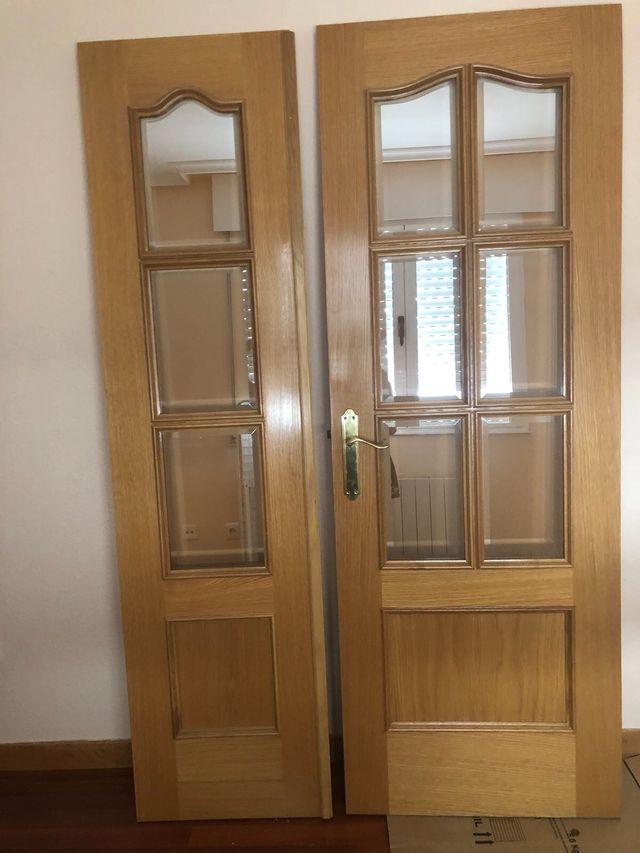 Puertas de comedor de segunda mano por 30 € en Laguna de Duero en ...