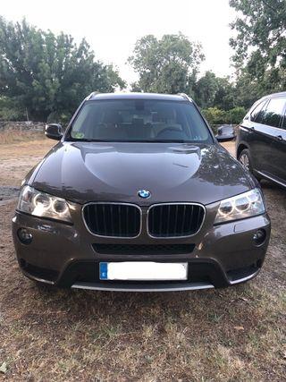 BMW X3 2.0D 184cv