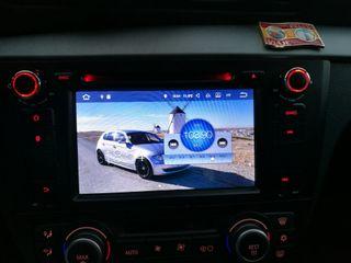 Radio pantalla android bmw