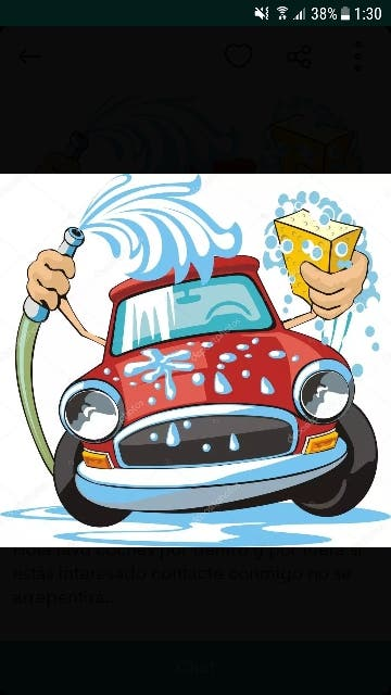se lavan coches a domicilio con cañon de ozono