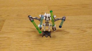 Figura original Lego General Grievous