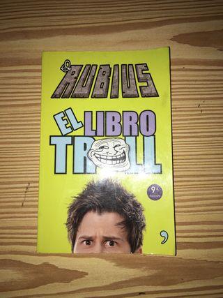 El libro troll ElRubius