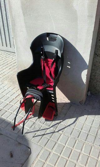silla portabebes bici Boodie
