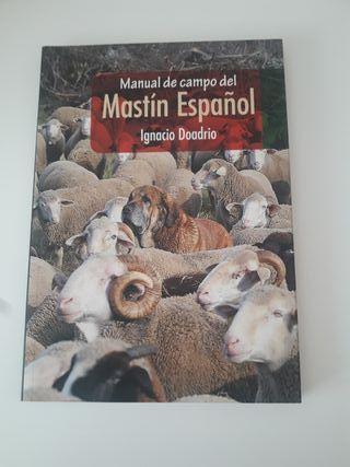 Manual de campo del Mastín Español.