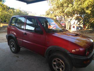 Usado, Nissan Terrano ii impecable segunda mano  España