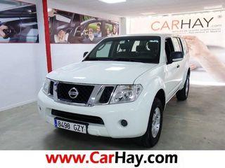 Nissan Pathfinder 2.5dCi LE 7 Plazas 140 kW (190 CV)
