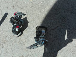accesorios de bici