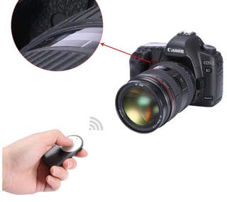 Mando control remoto canon