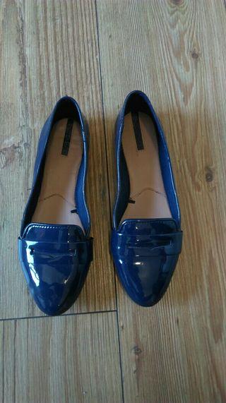 Chaussures Plates Stradivarius D'occasion Pour 10? À Cornellà