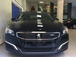 Peugeot 508 1.6BlueHDI Bussines 120 EAT6 mod. 2015