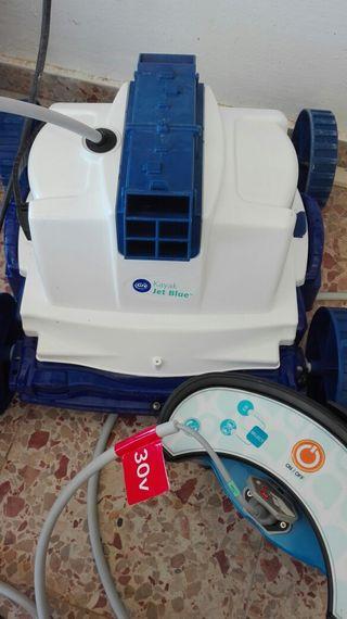 Robot de piscina de segunda mano en wallapop for Piscinas desmontables segunda mano