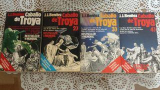 libros de Caballo de Troya