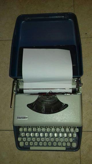 maquina de escribir antares