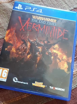 Warhammer, The end of Times VERMINTIDE