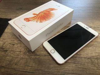 iPhone 6s Plus rosa 64 gb