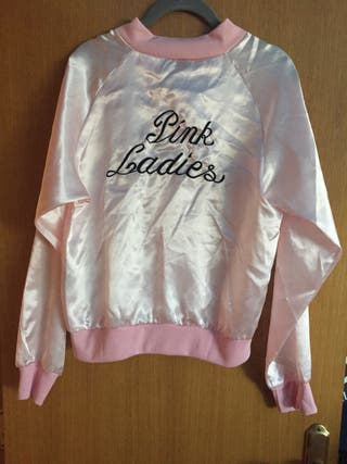 Chaqueta Pink Ladies Grease de segunda mano por 15 € en El