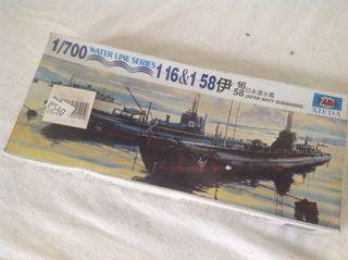 Maquetas Barcos 6 cajas kits de 3 barcos diversos