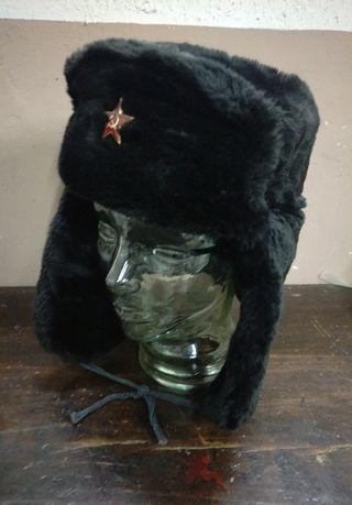 Gorro ruso vintage