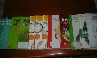 Libros de texto 1 ESO