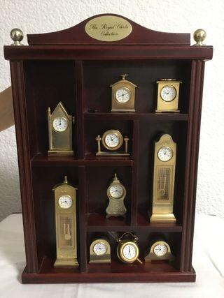 Relojes de miniatura