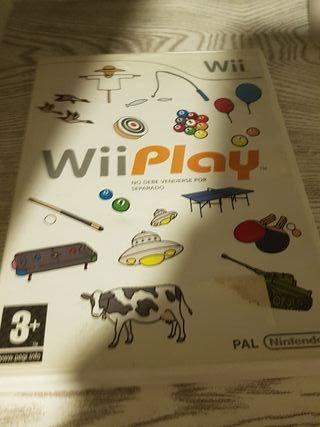 Wii play Wii wii u