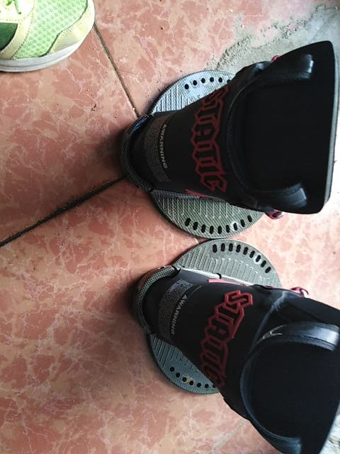 Botas wakeboard Jobe,para niño (junior)