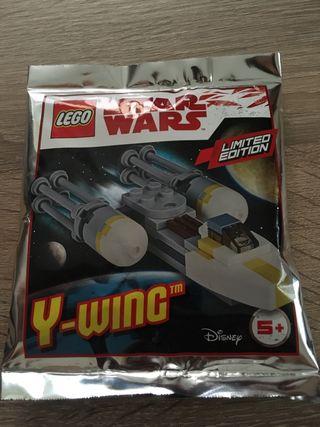 Lego y-wing edicion limitada