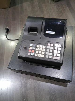 caja registradora elco data ax100