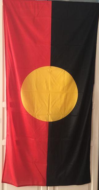 Bandera Aborígenes Australia
