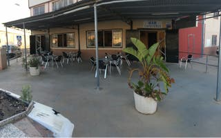 Cafe Resturante bar único en el polígono la Moraga