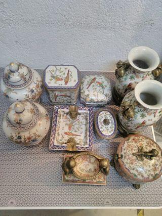 Porcelana china Adele Carey