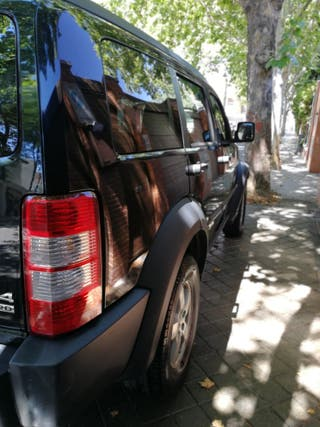 Dodge Nitro 2008 4WD SE