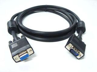 7 unidades Cable VGA-VGA 1,8mts