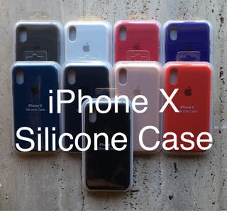 iPhone X Silicone Case