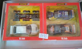 Scalextric Kit Rally