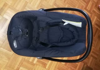 carrito de bebé completo