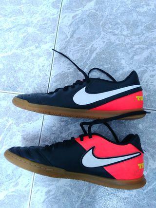 Bambas nuevas deporte Nike TiempoX nu 44 futbol sa