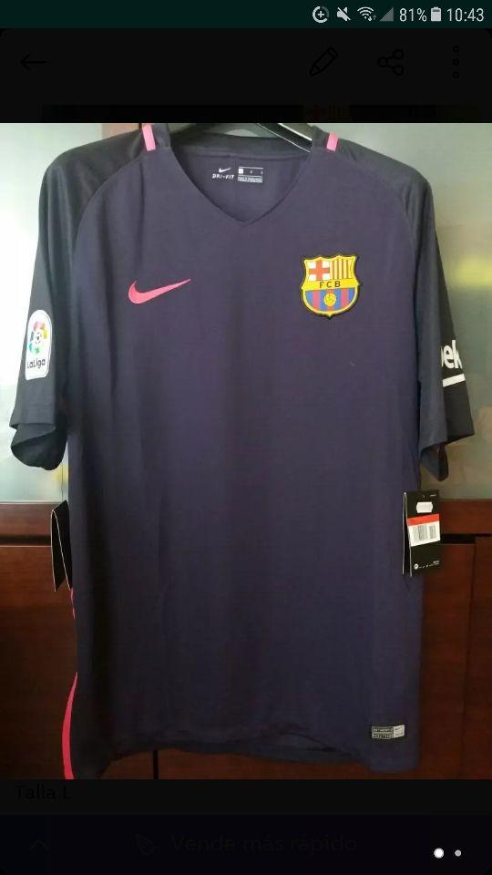 Camiseta Barcelona . NUEVA ! 2016-17 de segunda mano por 35 € en ... caf926b4518c5