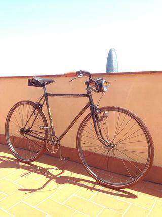 Bicicleta Antigua, vintage.