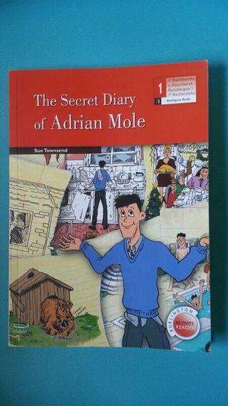 libro ingles The Secret Diary Of Adrian Mole