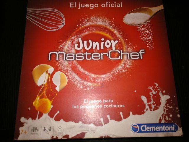 Juego De Mesa Masterchef Junior De Segunda Mano Por 8 En Barcelona