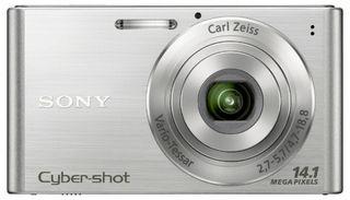 Cámara de fotos y vídeos Sony w320 14.1 mp