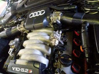 Audi S8 Lamborghini motor, 500cv