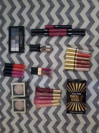 Maquillaje Max Factor pintalabios Gloss NUEVO