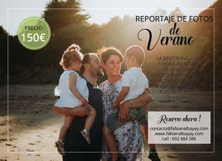 REPORTAJE FOTÓGRAFICO y ALBÚM DE FOTOS