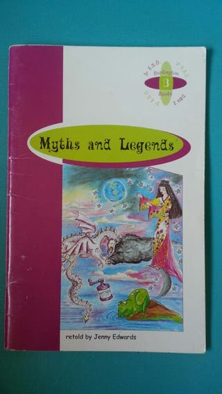 libro lectura ingles Myths and Legends