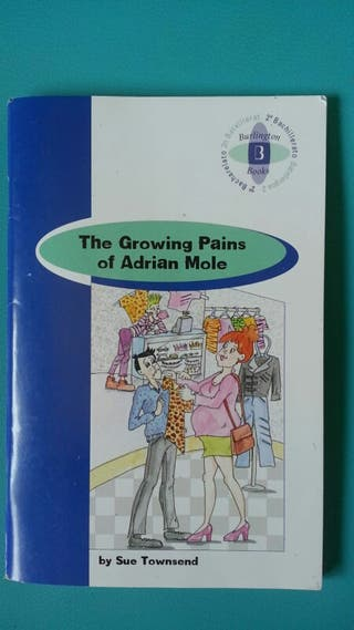 libro lectura The Growing Pains Of Adrian Mole
