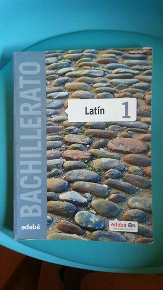 libro de texto Latin 1° bachillerato