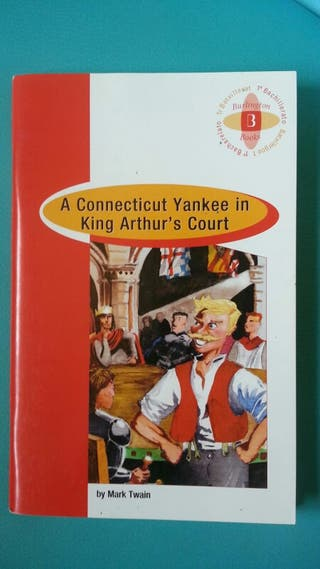 libro A Connecticut Yankee in King Arthur's Court